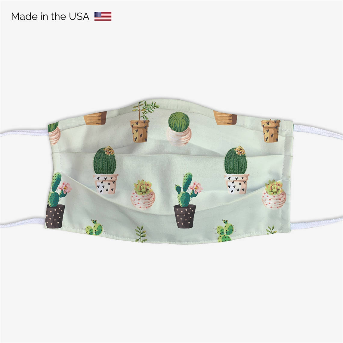 Picture of Cactus Face Mask