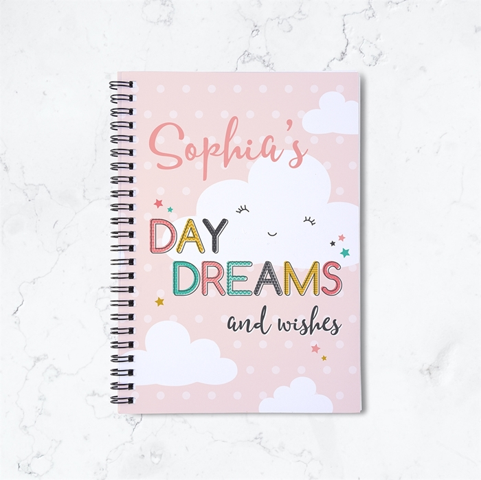 Picture of Daydream Spiral Notebook
