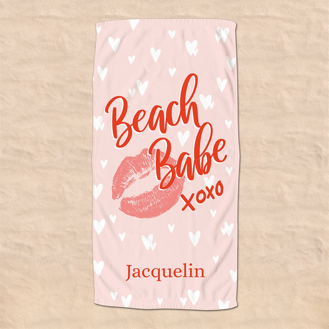 Picture of XOXO Beach Towel