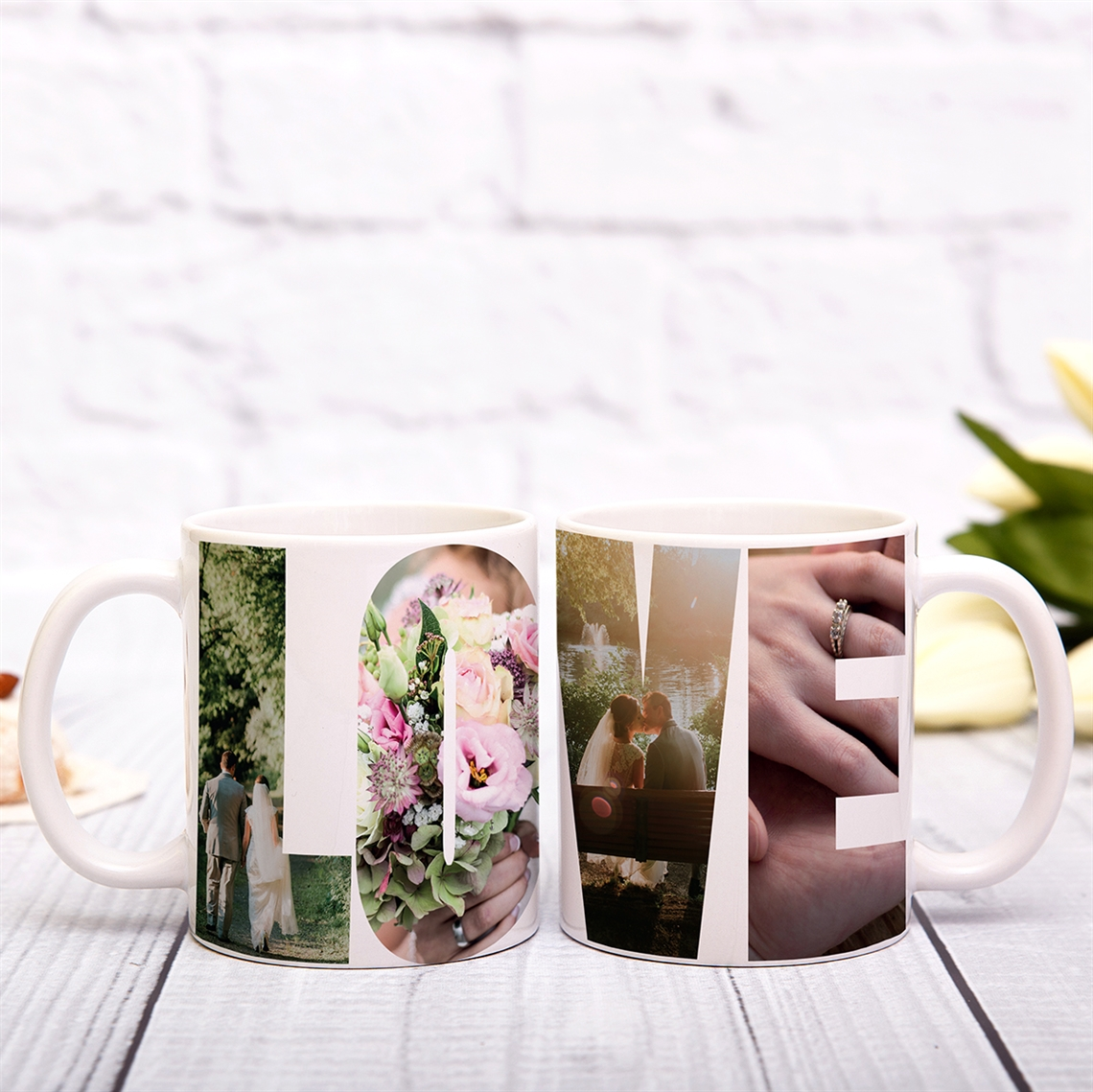 Picture of Love Photo Personalized Mug