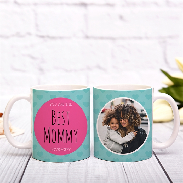 Picture of Best Mommy Personalized Mug
