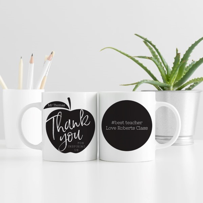 Picture of Teacher Thank You Personalized Mug