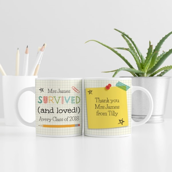 Picture of Teacher Fun Personalized Mug