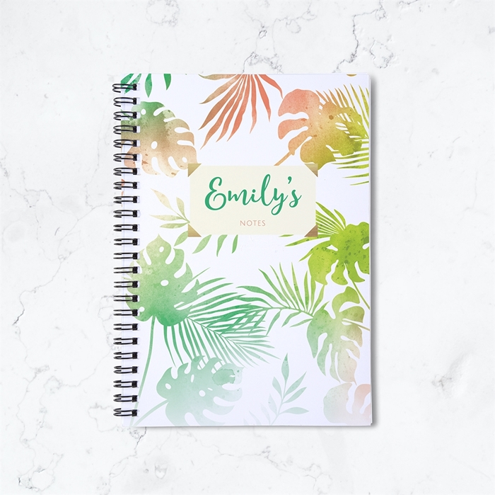 Picture of Notes Spiral Notebook