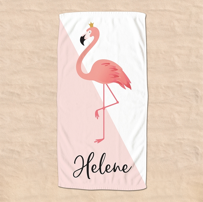Picture of Flamingo Queen Beach Towel