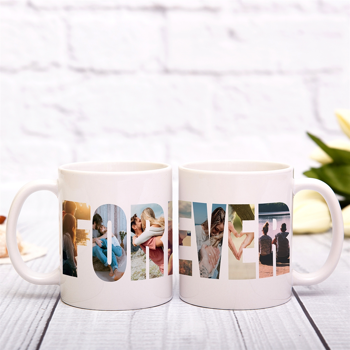 Picture of Forever Personalized Mug