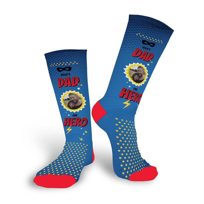 Picture of Our Hero Socks