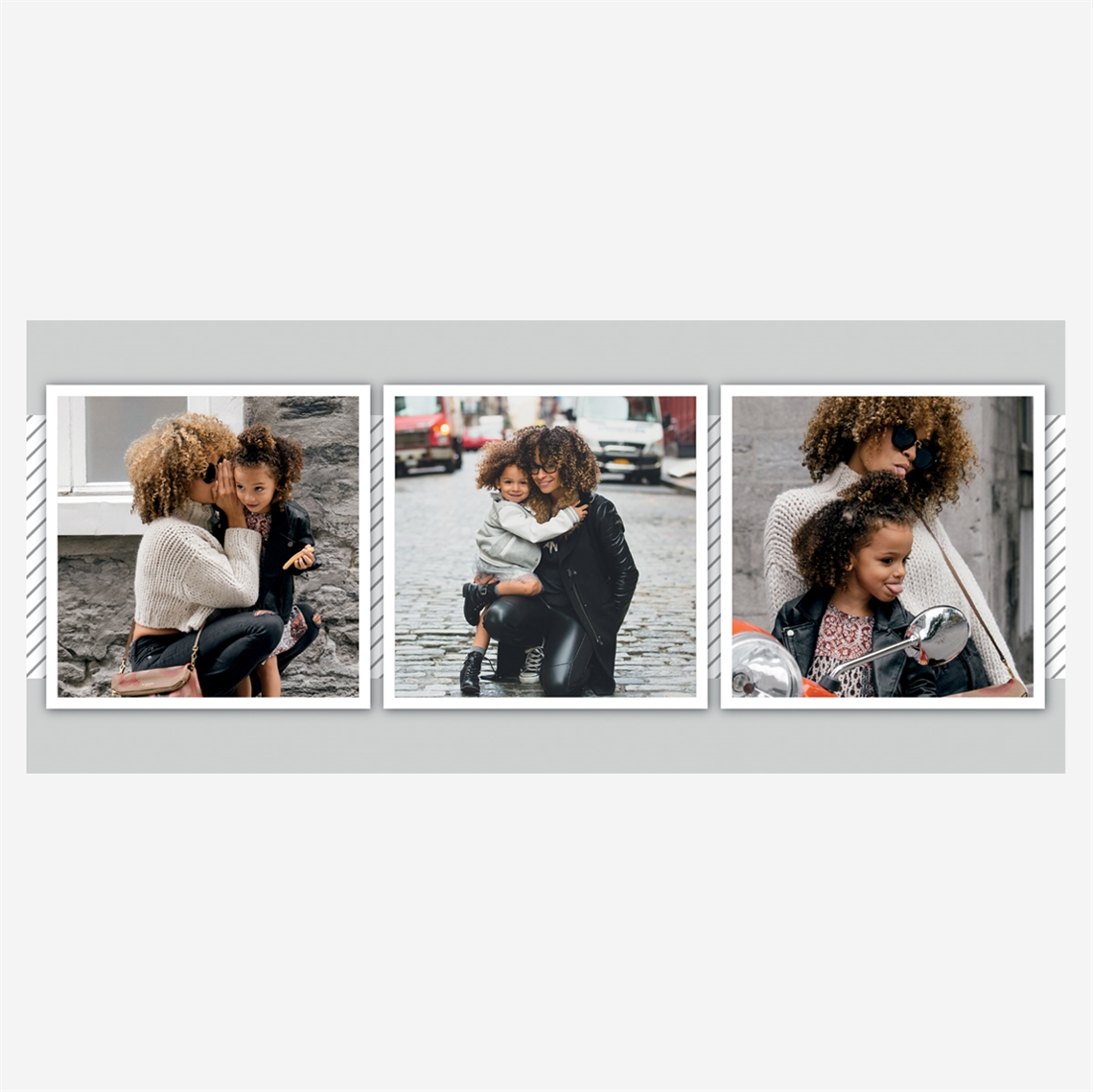 Picture of 3 photo Personalized Mug