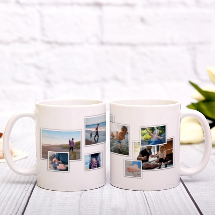 Picture of Photo collage Personalized mug