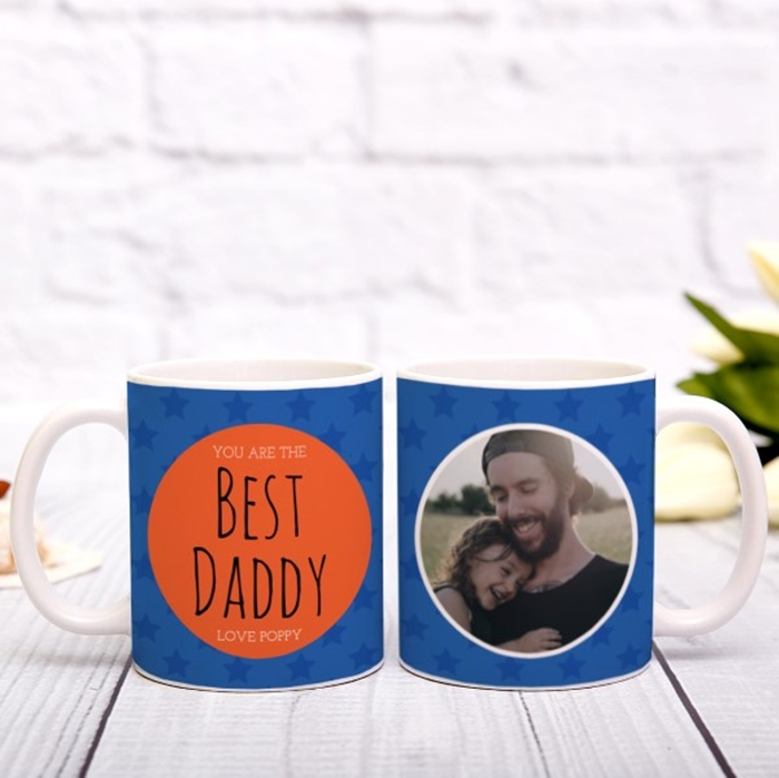 Picture of Best Daddy Personalized Mug