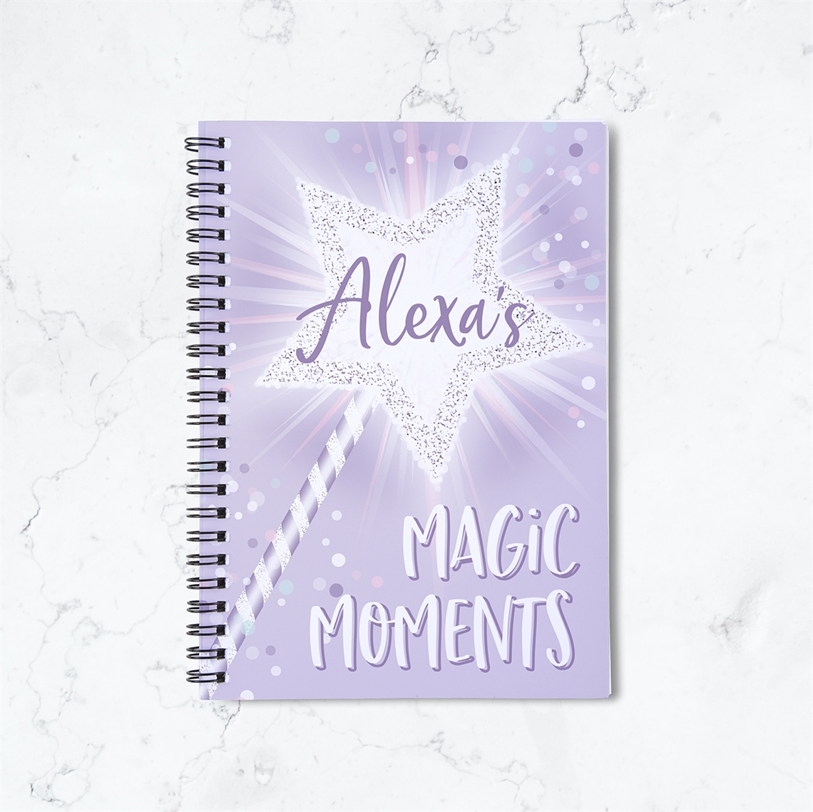 Picture of Magical Spiral Notebook