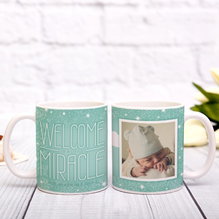 Picture of Little Miracle Personalized Mug