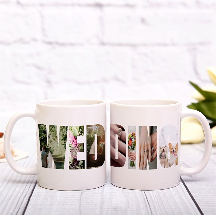 Picture of Wedding Personalized Photo Mug