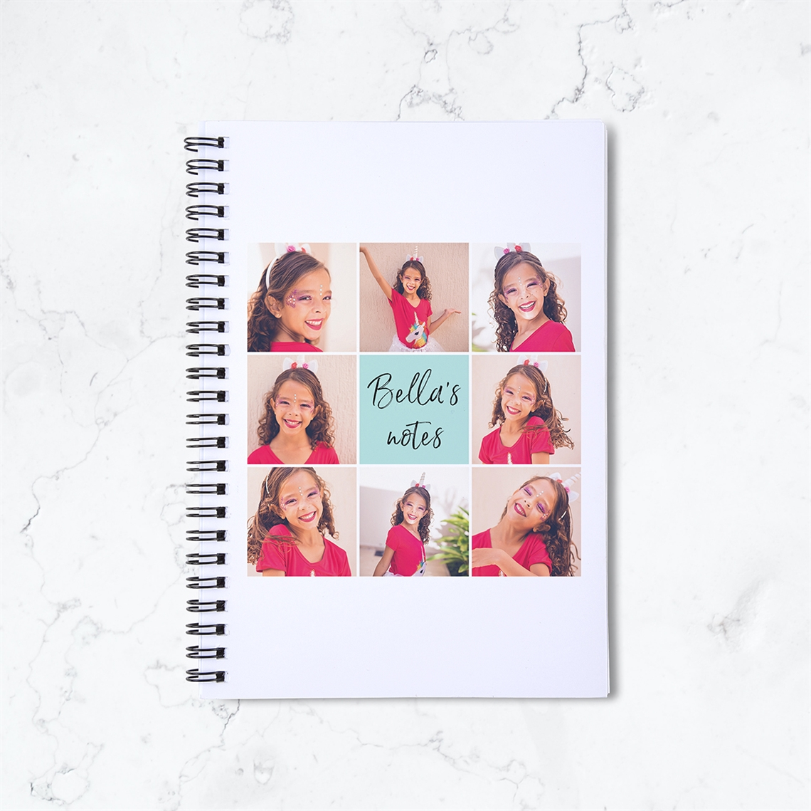 Picture of Insta-Style Spiral Notebook
