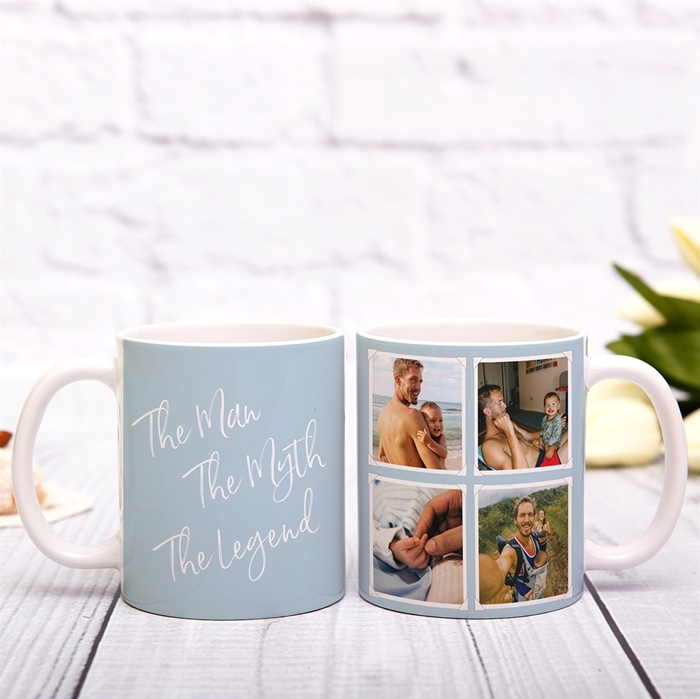 Picture of The Man The Myth Personalized Mug