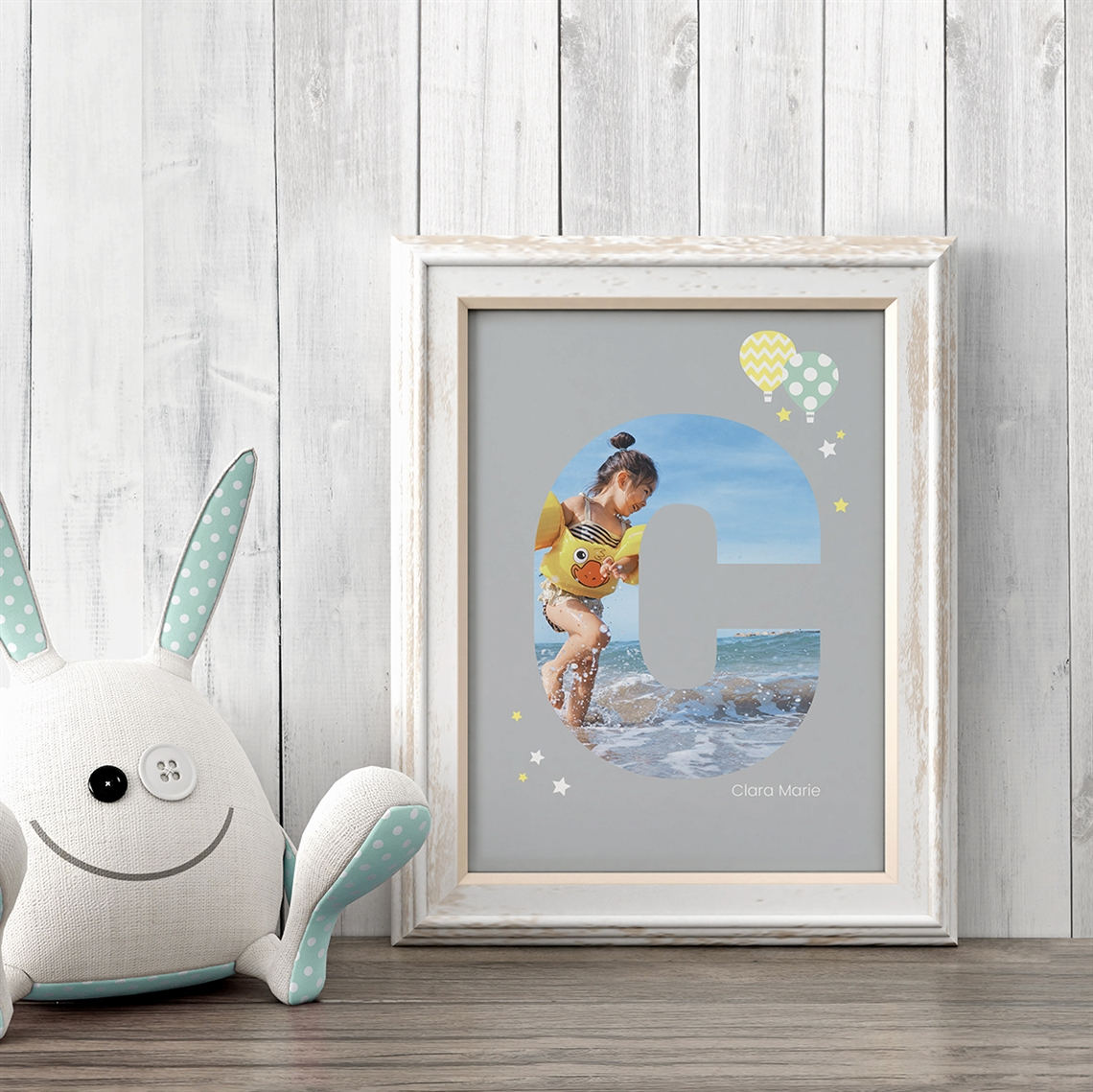 Picture of Baby & Kids Letter C Poster