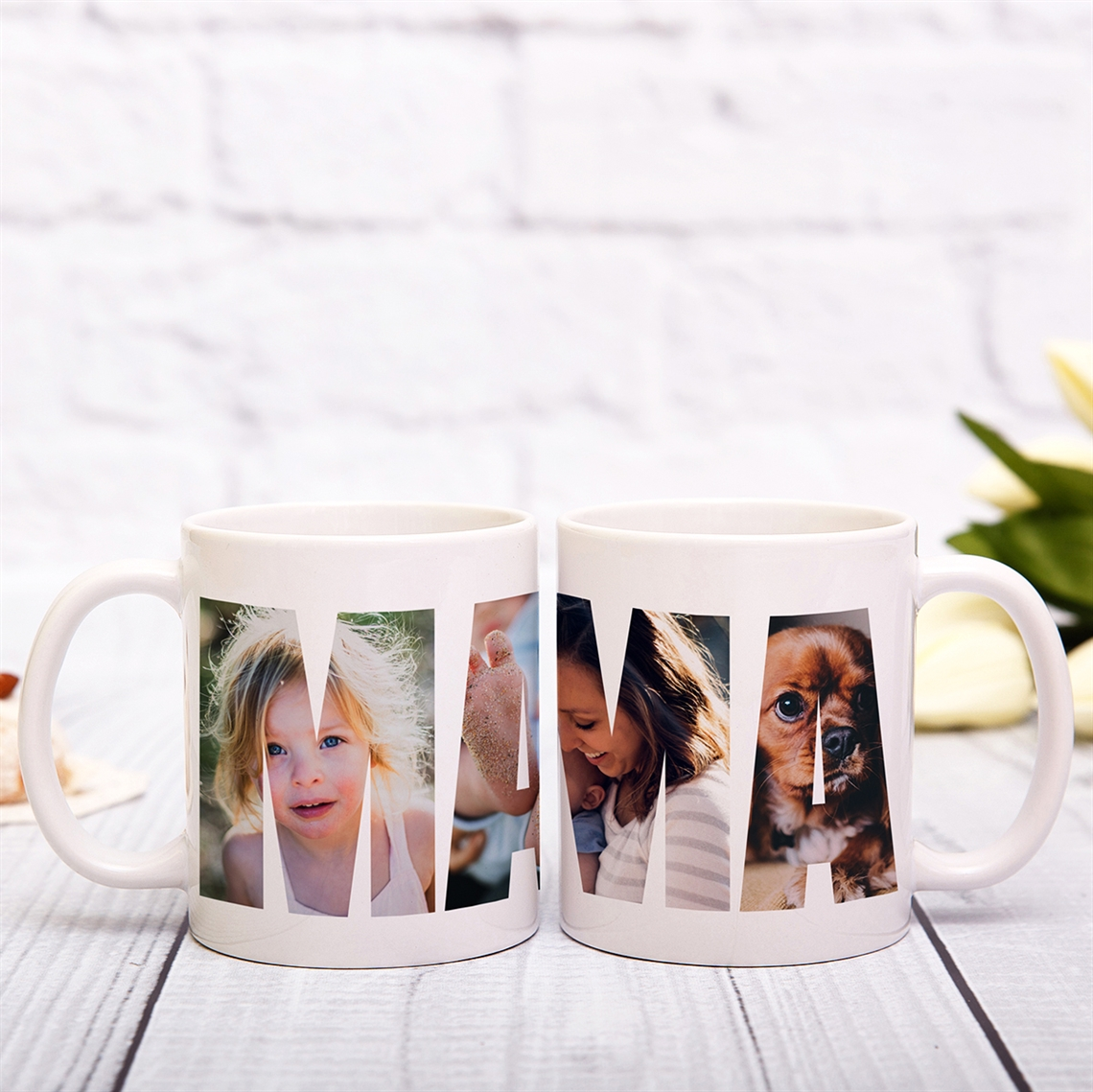 Picture of Mama Photo Personalized Mug